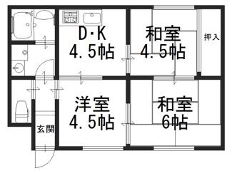 FKハイツ宇保