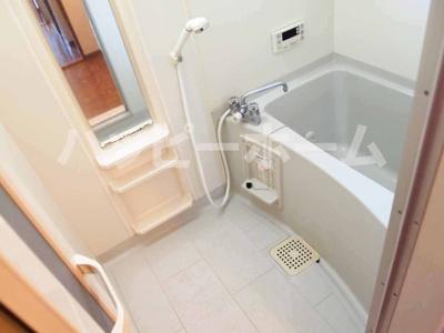 【浴室】ウィズガーデン