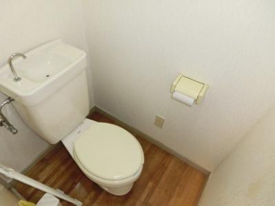 【トイレ】サンパレス青山