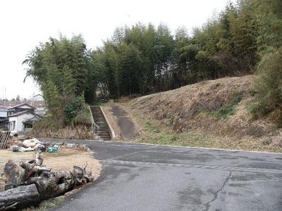 【前面道路含む現地写真】早島(広畑)