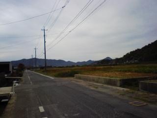 【前面道路含む現地写真】備前市穂浪