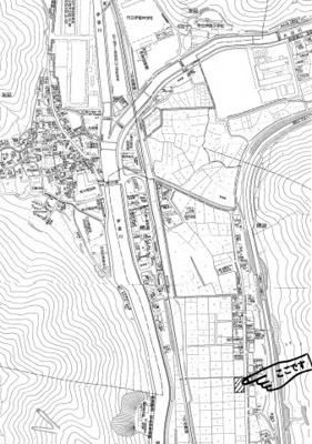 【地図】備前市穂浪
