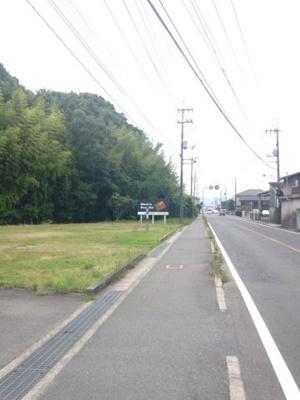 【前面道路含む現地写真】邑久町下笠加