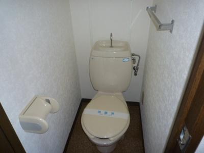 【トイレ】エクセレントハイツ