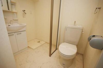 F・PARC天神南(1K) トイレ