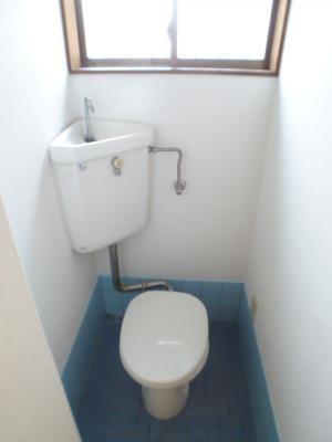 【トイレ】サンハイツ