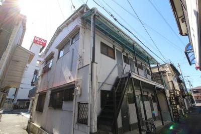 【外観】本庄町アパート