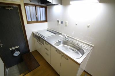 【キッチン】本庄町アパート