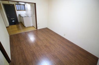 【寝室】本庄町アパート