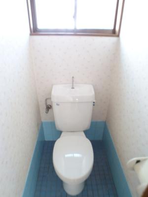 【トイレ】本庄町アパート