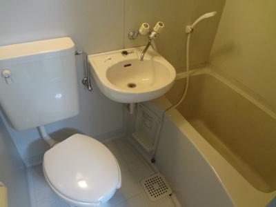 【浴室】リバーサイド石橋