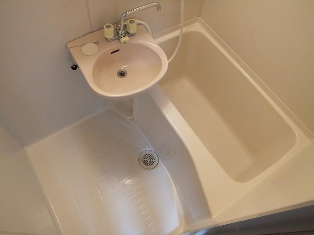 竹弘ビル 浴室