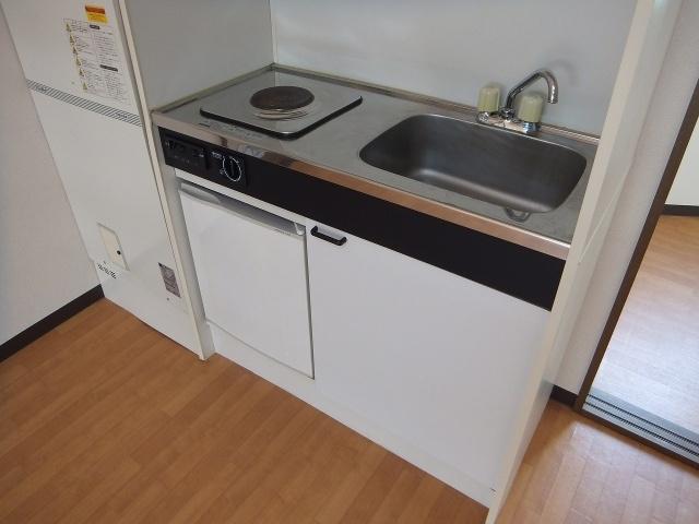 竹弘ビル キッチン