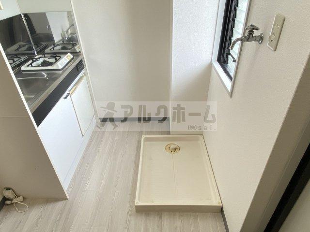 マンションえびす 浴室