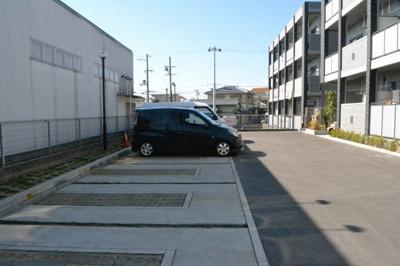 【駐車場】メゾンドミシェル