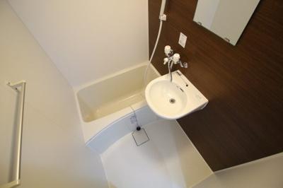 【浴室】パレド・ルミエール