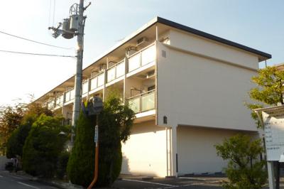 【外観】クリークサイドマンションA棟