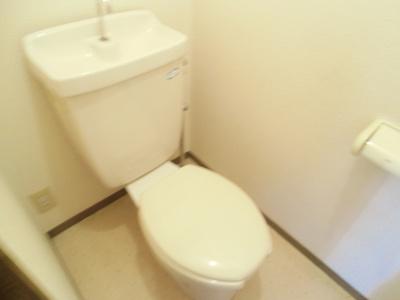【トイレ】ツインレジデンスA
