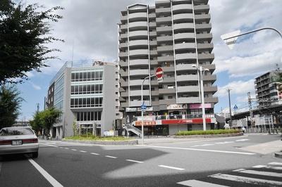 【外観】中百舌鳥駅前ビル