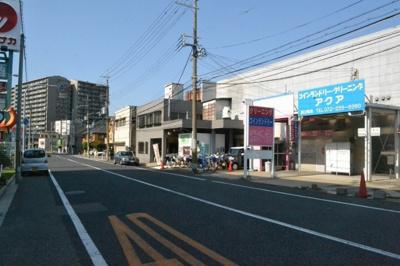 【周辺】スーパーマルナカ前店舗