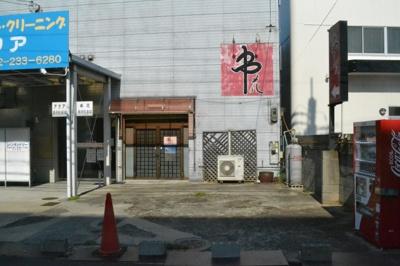 【外観】スーパーマルナカ前店舗