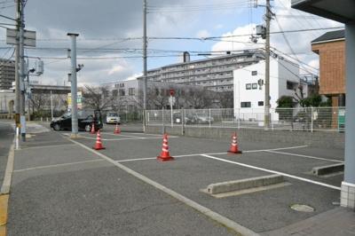 【駐車場】メゾングラティア