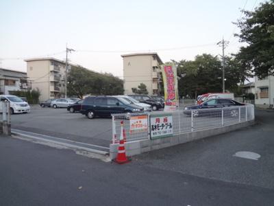 池田市旭丘1丁目月極駐車場☆旭丘高木モータープール