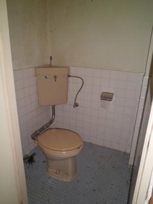 【トイレ】コーポおおとり