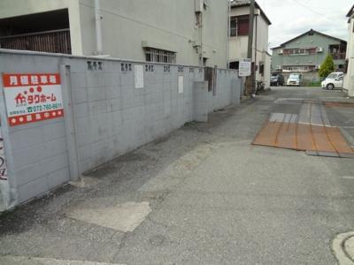 池田市豊島南2丁目月極駐車場