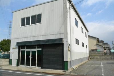 【外観】北花田町3丁 貸店舗 260㎡