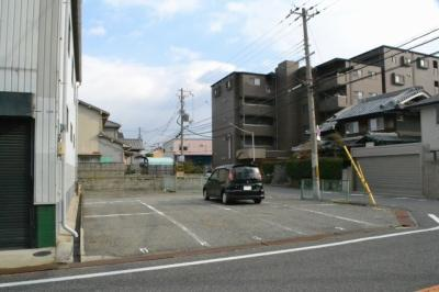 【駐車場】北花田町3丁 貸店舗 260㎡