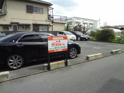 池田市神田3丁目☆月極駐車場