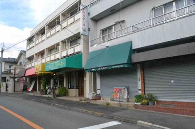 【外観】大美野 元洋菓子店舗・事務所