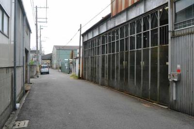 【外観】出島海岸通4丁 貸工場