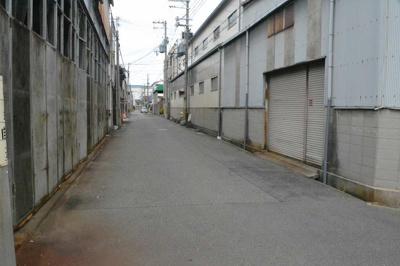 【周辺】出島海岸通4丁 貸工場