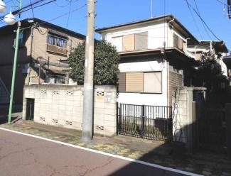 大田区上池台3丁目売地4330万円現地写真