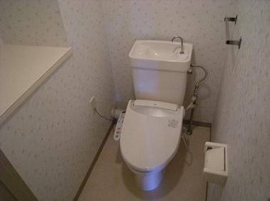 【トイレ】ロックウェルハウス☆3LDK