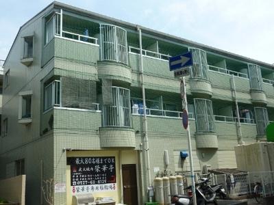 【外観】シティクレスト石橋