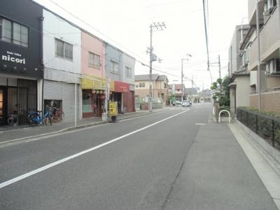 【外観】百舌鳥本町1丁 貸住付店舗