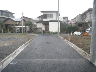 大田区田園調布本町新築一戸建て6680万円前面道路2