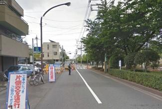 大田区下丸子4丁目新築一戸建て5280万円前面道路1