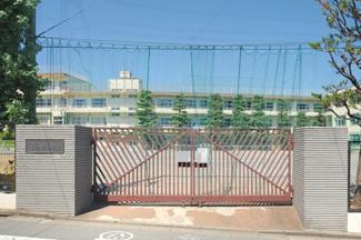 東調布中学校