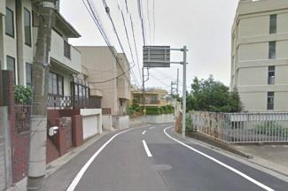 大田区田園調布本町売地4700万円前面道路2
