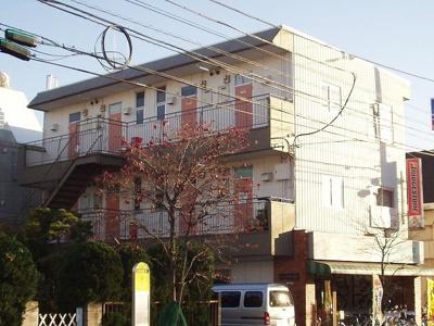 【外観】コーポ希望ヶ丘