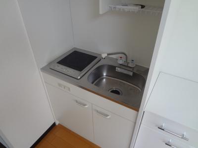 【キッチン】ロイヤルマンションサカモト