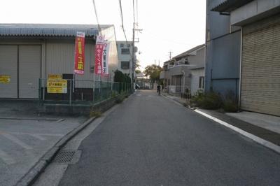 【外観】杉本保倉庫