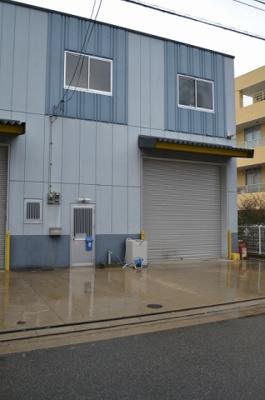 【外観】東野リース倉庫