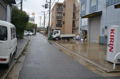 【周辺】東野リース倉庫