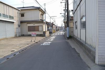 【外観】野遠町倉庫