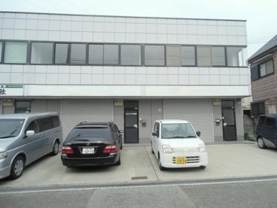 【外観】西側コンパクトオフィス